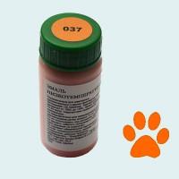 Низкотемпературная эмаль оранжевая (037)