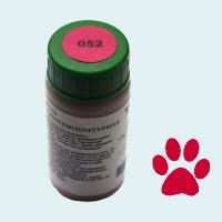 Низкотемпературная эмаль малиновая (052)