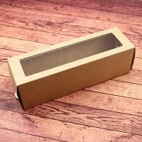 Коробка с окошком